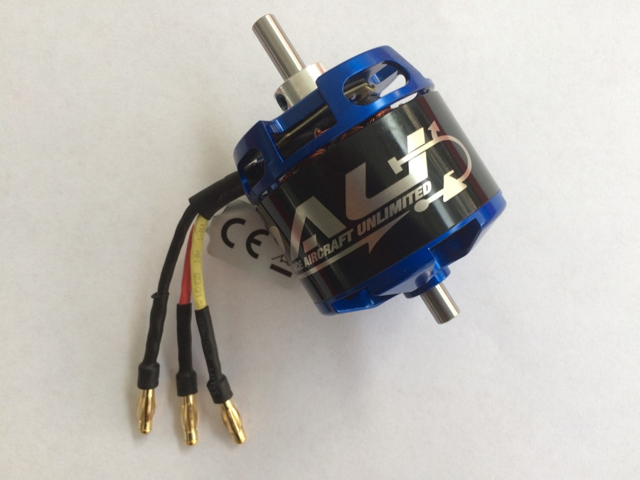 Electronics pau performance aircraft unlimited we put for Electric motors for aircraft